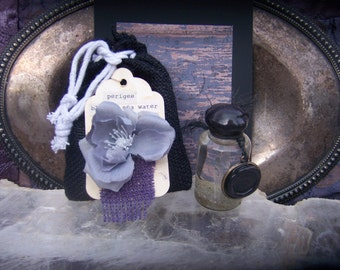 Perigee Moon Blessed Sea Water (Sacred Ritual Water)
