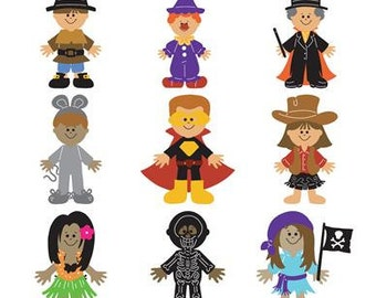 PAPER DOLL DRESS up Cricut Cartridge ~ Factory Sealed & Ready to Ship.  Works with All Cricut Machines!