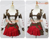 Final Fantasy XIV Miqote Miqo'te  Cosplay Costume FF14 featured image