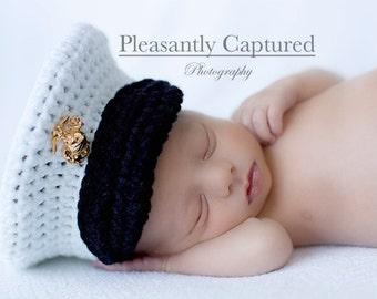 Instant Download Crochet Pattern ONLY Newborn Dress Blues Cover Pattern