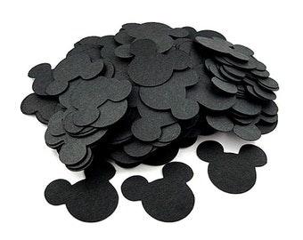 Mickey Confetti - Mickey Mouse Party - Mickey Decor - Confetti - Mickey Birthday - Mickey Party - Mickey Table Decor - Mickey Heads