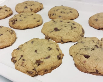 Cookies Chocolate Chip and Chocolate Chocolate Chip