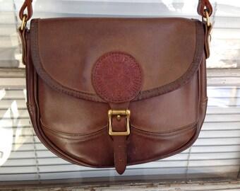 Vintage Leather Duluth Pack Purse/Satchel/Handbag / Free Shipping