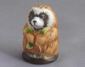 Franklin Thimble - Porcupine (Friends of the Forest Series)