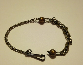 Brass Watch Fob