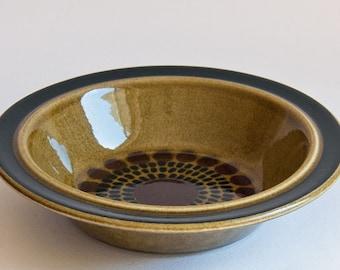 """Arabia Finland, 2 x Kosmos Wide Bowls 17.5cm // 7"""""""