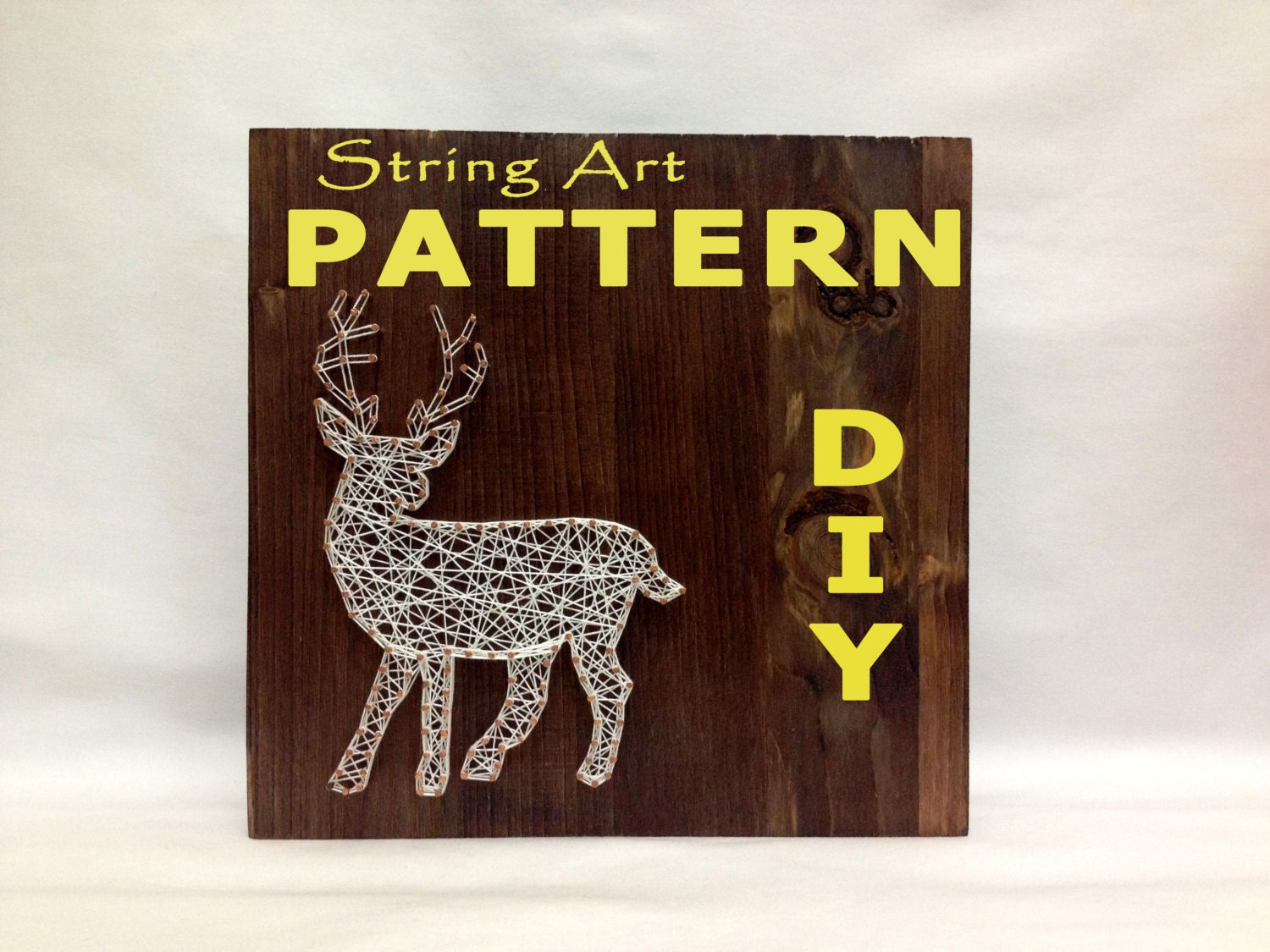 string art patterns with instructions