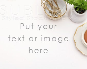 Styled Stock Photography / Styled Desktop / Styled Mock up / Mock Up / Digital Background / JPEG Digital Image / StockStyle-326