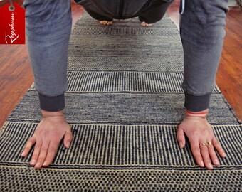 Jute Yoga Mat - Eco-friendly Mat - Exercise Mat - Wholesale Price Available