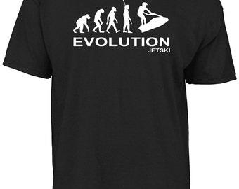 Evolution jetski t-shirt