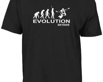 Evolution Skydive t-shirt