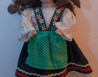 German Doll, Collectible Doll