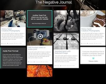 Photography Blog Template & Website, WordPress Blog, Blog Design, Blog Template, Photography Website, Photographer's Blog, Web Development
