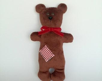 Plushies teddy bear Stuffed Toy Bears Teddy toys Tilda Toys Teddy Stuffed bear Kids gift Stuffed Animals & Plushies Gift ideas