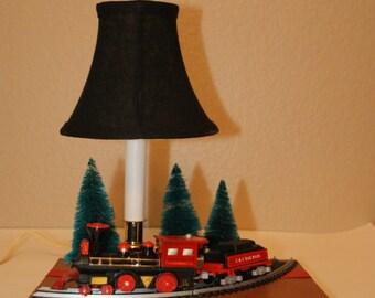 Train Engine Lamp