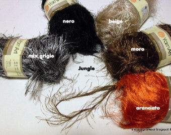 Filato Jungle  Yarnart  50 grammi