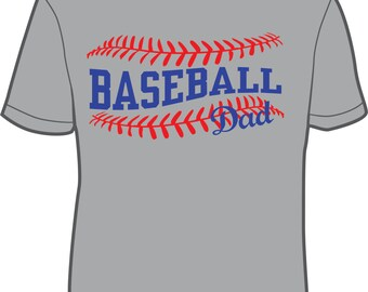 Baseball laces t-shirt