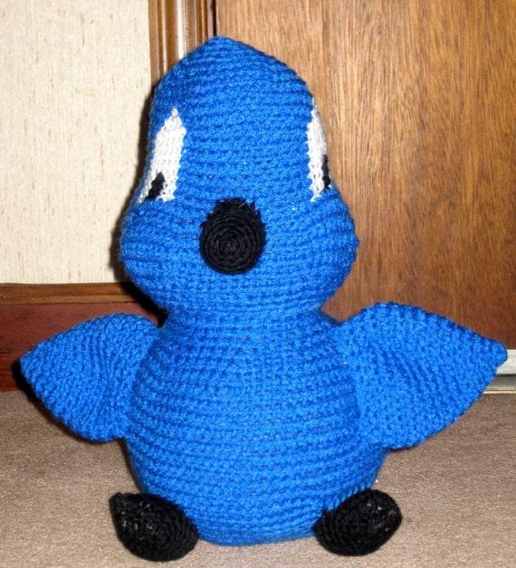 Bastion the Bluebird pattern