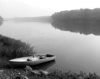 wilmington print / photo / fishing / wilmington, il