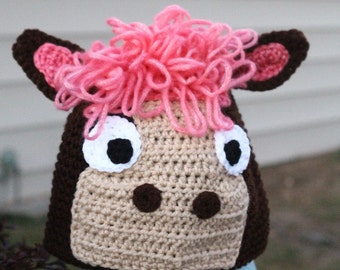 Horsey Hat
