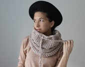 The Nantucket Cowl in Water Chestnut