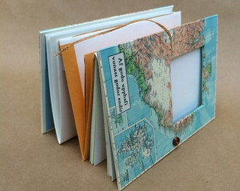 Iceland Travel Journal with Pockets and Envelopes - Custom Made & Personalized for You