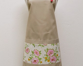 Audrey Apron : Country Chic Floral