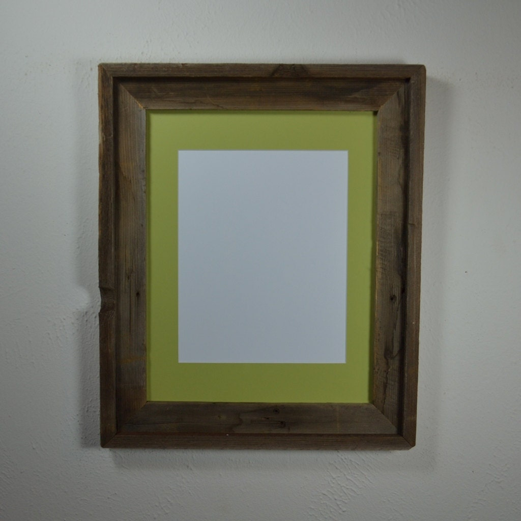 Photo Frame 11x14 With Mat For 8x10 Or 9x12 Or 8x12