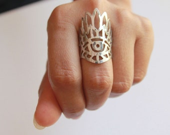 BOHO EYE ring (free shipping)