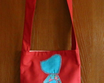 Sun Bonnet Girl bag