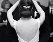 Swarovski Pearl Bridal Hair Comb, pearl wedding comb, pearl hair accessory, pearl comb for wedding, bridal hair piece, pearl hair comb