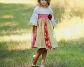 Girls - Baby, Toddler, Teen -  Fall Grace Dress
