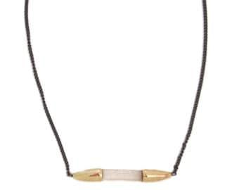 Chiaroscuro Capsule Necklace