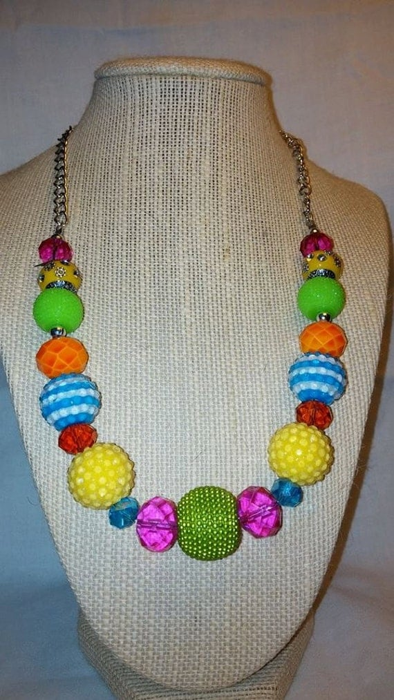 Candy Drop Necklace