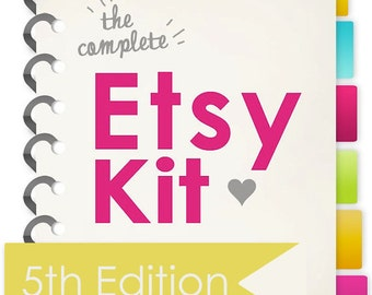 How to Sell More on Etsy - The Complete Etsy Kit - Instant Download