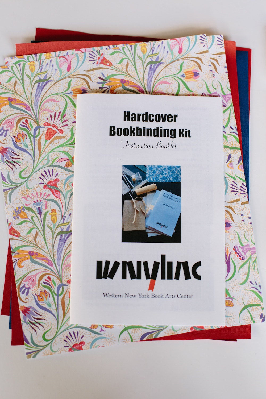 Diy Hardcover Book Binding : Hardcover book binding kit makes books diy arts how