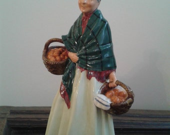 Royal Doulton Figurine 'The Orange Lady' HN 1953