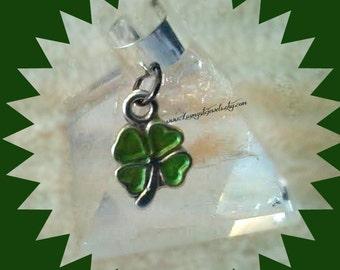 4 leaf Clover Ear Cuff,Kiss Me I'm Irish,Irish Ear Cuff,Shamrock Ear Cuff,Irish Gifts,Cartilage Earrings,Lucky Charm Cuff, Direct Checkout