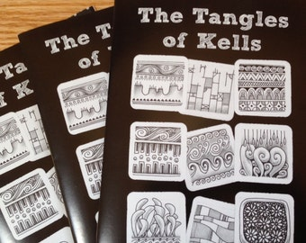 The Tangles of Kells - Printed Book Wholesale