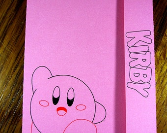 Kirby - Mini Motif Notebook