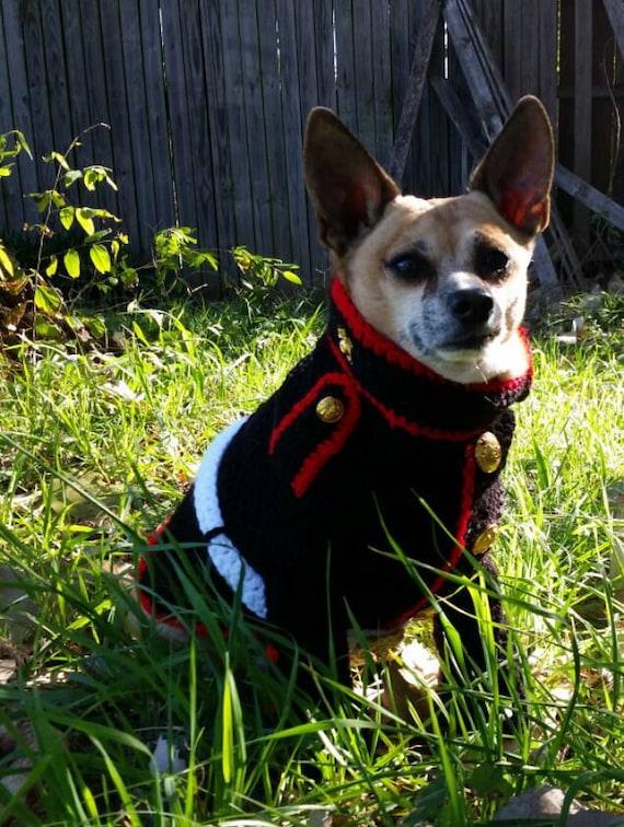 Devil Dog Sweater Dog Marine Corps Uniform By