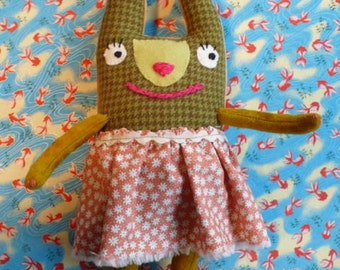 Pattern, Patroon voor Bunny in Dutch