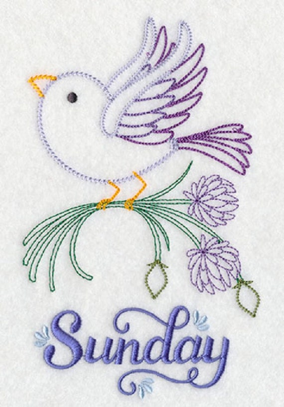 embroidery designs kitchen towels items similar to 7 embroidered kitchen towels days of 7053
