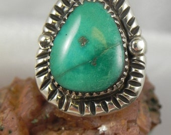 Benson Boyd Turquoise Sterling Silver  Ring
