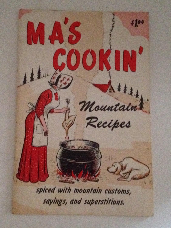 Vintage Ozark Maid Candies Cookbook Ma S Cookin 1969