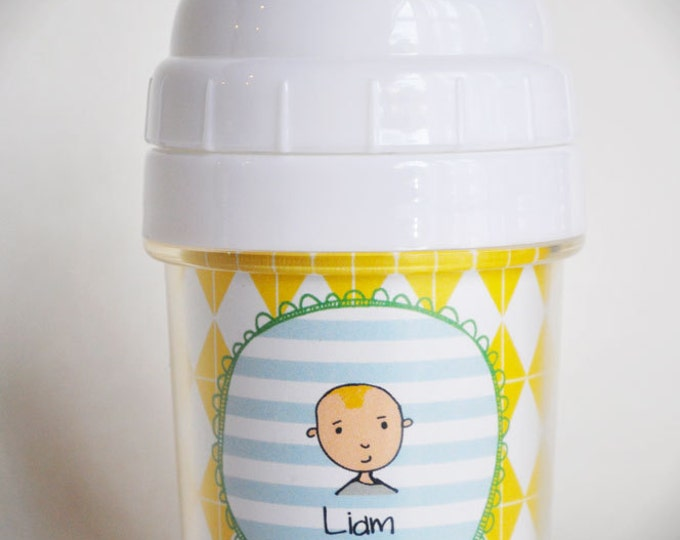 Kids Sippy Cup - Custom Made