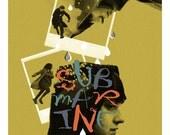 Submarine alternative movie poster