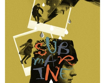 Submarine alternative movie poster
