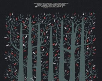 The Deer Hunter alternative movie poster