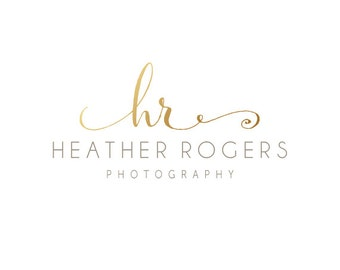 Premade Photography Logo and Watermark